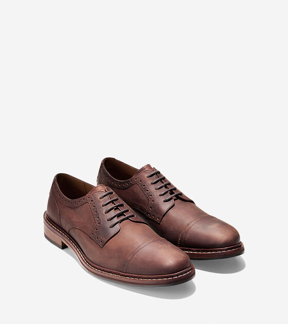 Williams Welt Cap Toe Oxford