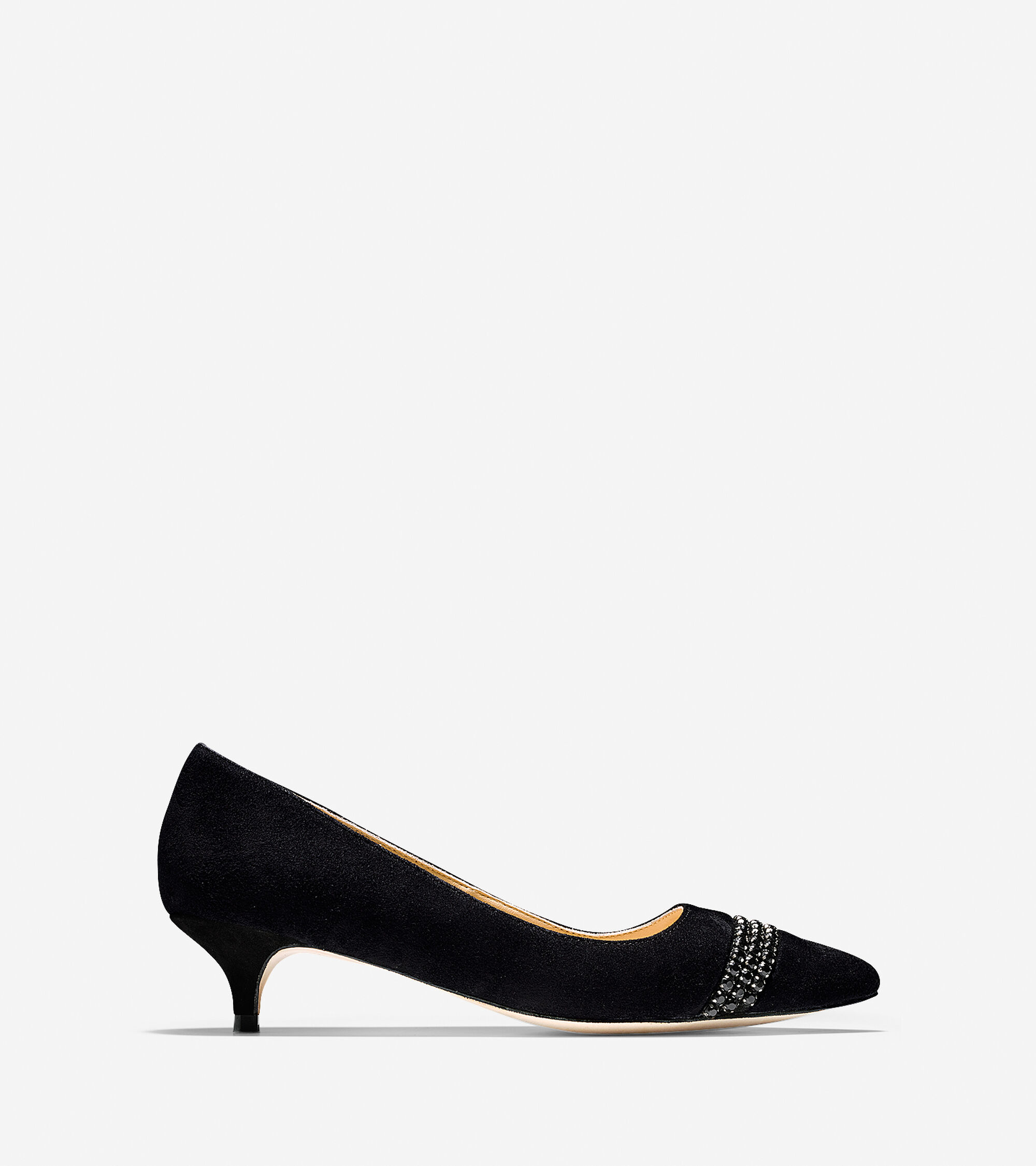 Shoes > Bradshaw Jewel Toe Pump (40mm) - Pointy Toe