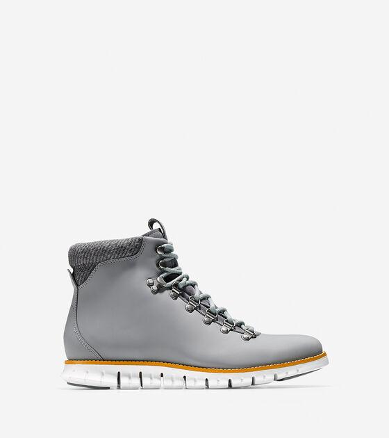 Shoes > Men's ZERØGRAND Water Resistant Hiker Boot