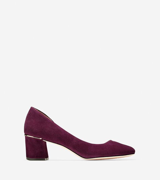 Heels > Laree Grand Pump (55mm)