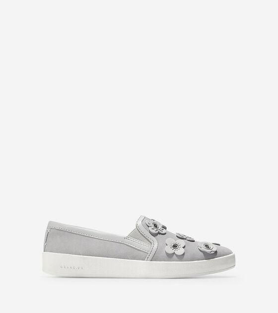 Sneakers > Women's GrandPrø Spectator Slip-On Sneaker