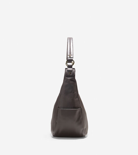 Amherst Small Round Hobo