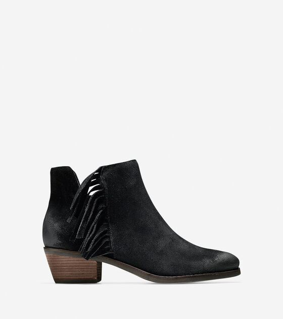 Shoes > Abbot Fringe Bootie (45mm)