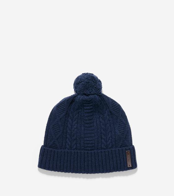 Scarves, Gloves & Hats > Pom Pom Hat