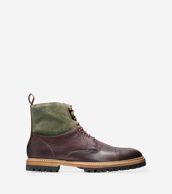 Shoes > Judson Cap Toe Boot