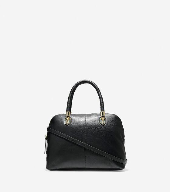 Handbags > Benson Large Dome Satchel