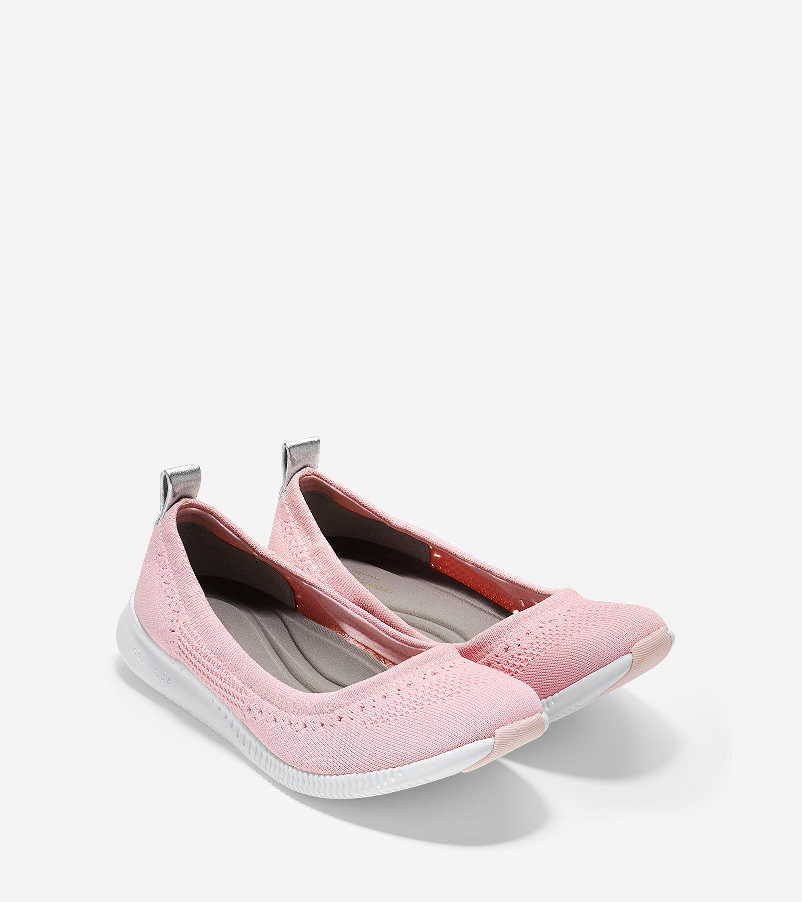 Cole Haan Women's Zerogrand Knit Ballet Flats 5mUeUs0TGR
