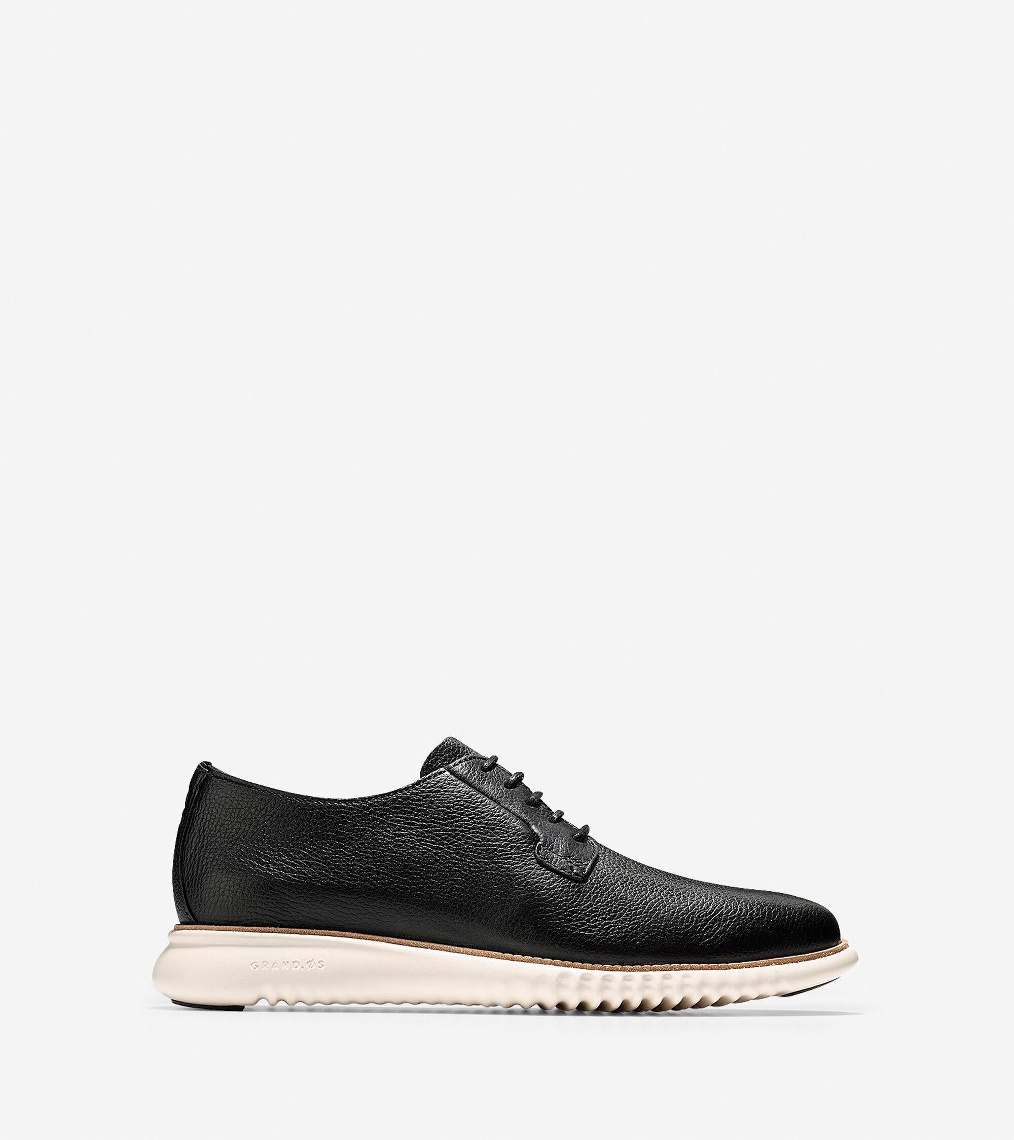 Cole Haan Men's 2.ZEROGRAND Plain Toe Oxford Shoes