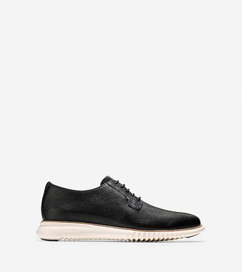 Men's 2.ZERØGRAND Plain Toe Oxford