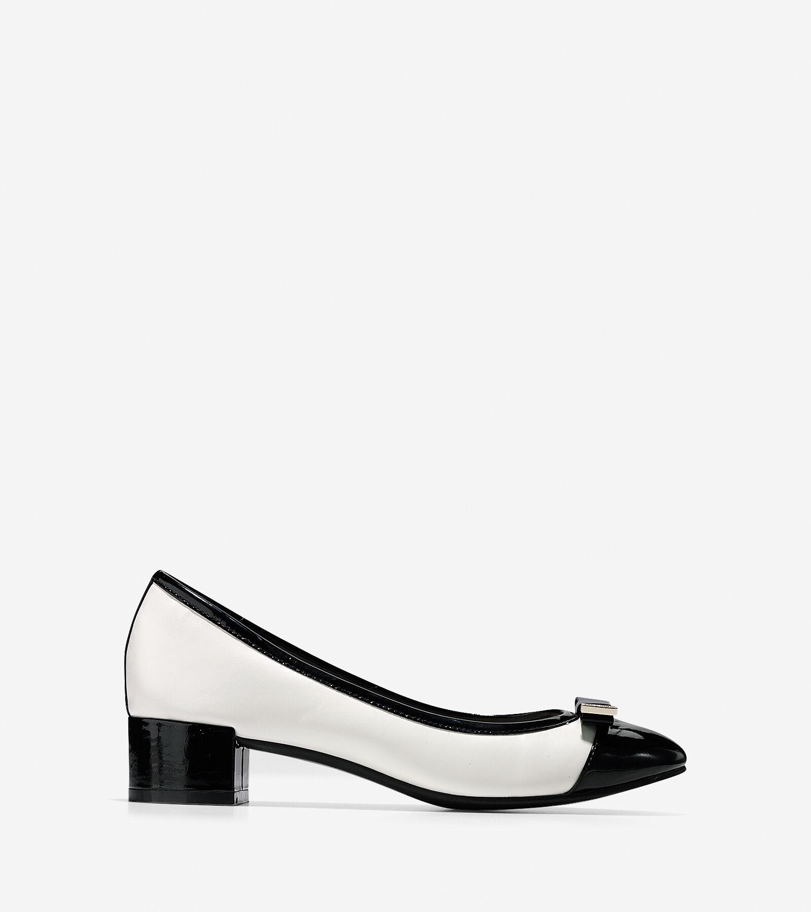 Mid Silver Heels