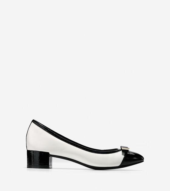 Heels > Kelsey Waterproof Block Heel (40mm)