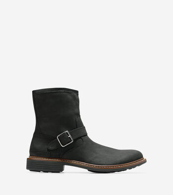 Bryce Water-Resistant Zip Boot