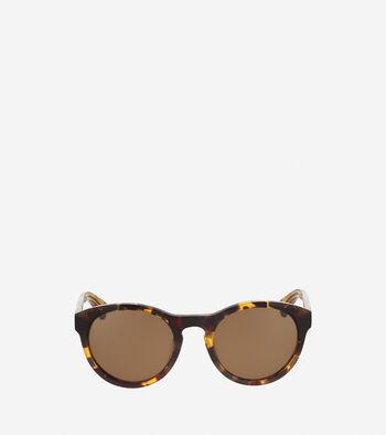 Oxford Round Sunglasses
