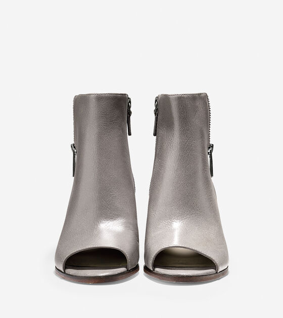 Lundy Open Toe Bootie