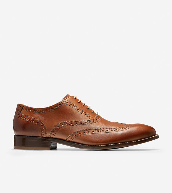 Oxfords & Monks > Williams Wingtip