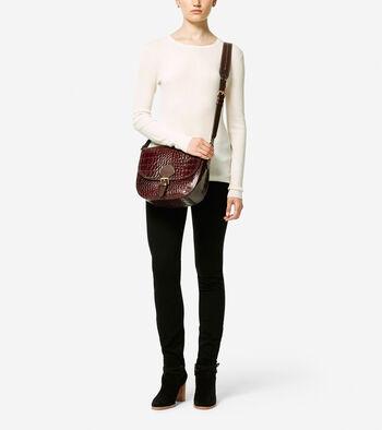 Loralie Saddle Bag