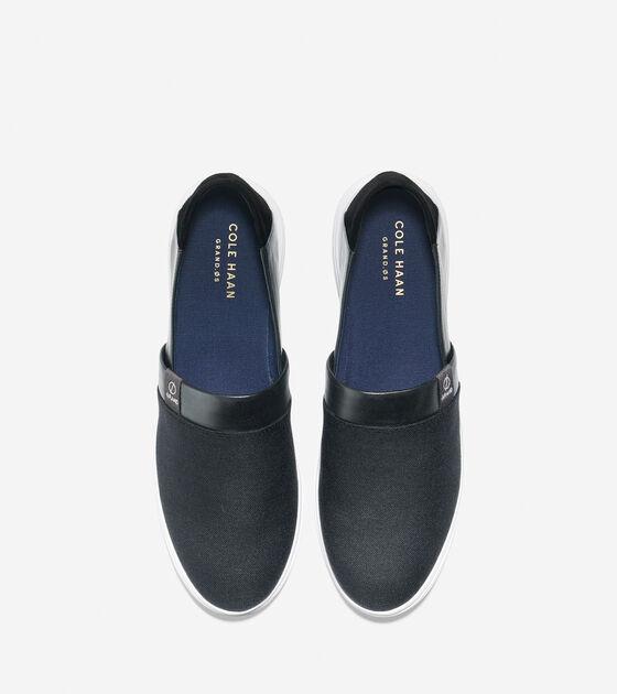 Ella Grand Slip On Sneaker