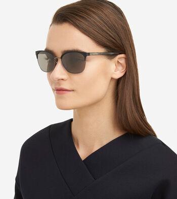 Metal Acetate Teacup Sunglasses
