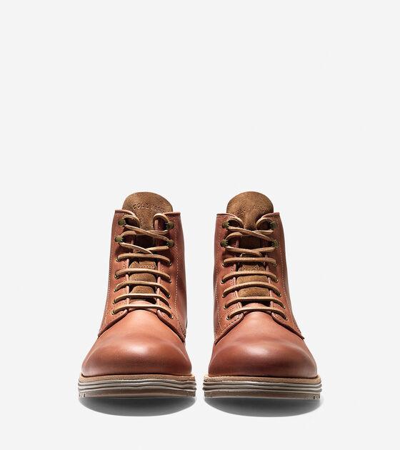 Men's Lockridge Waterproof Plain Toe Boot