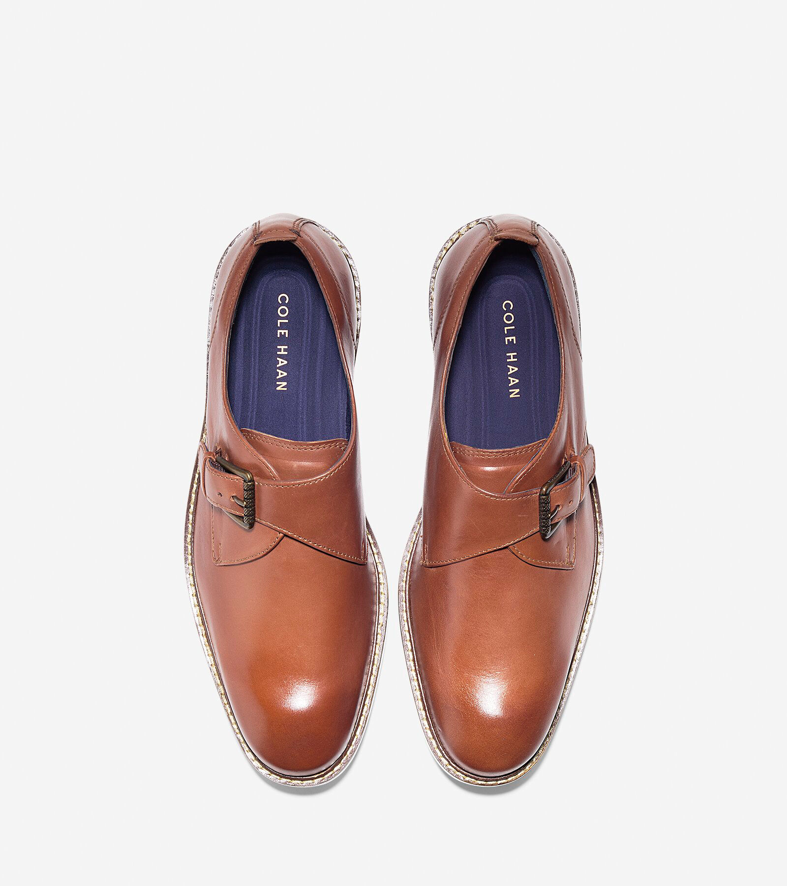 Kennedy Single Monk II Cole Haan k1pkpx
