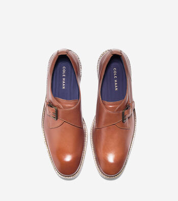 Kennedy Single Monk Oxford