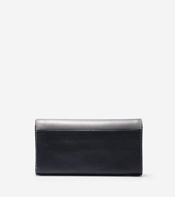 Reddington Flap Accordian Wallet