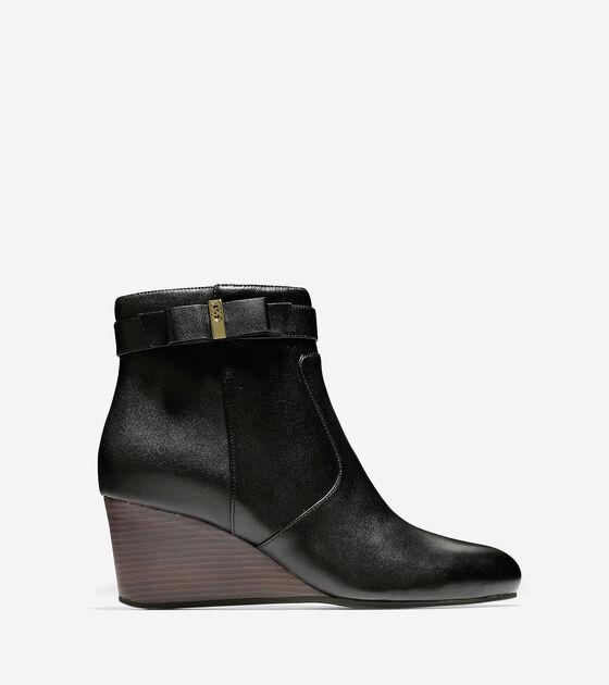 Boots & Booties > Elsie Bow Bootie (65mm)