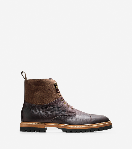Shoes > Judson Cap Toe Boot