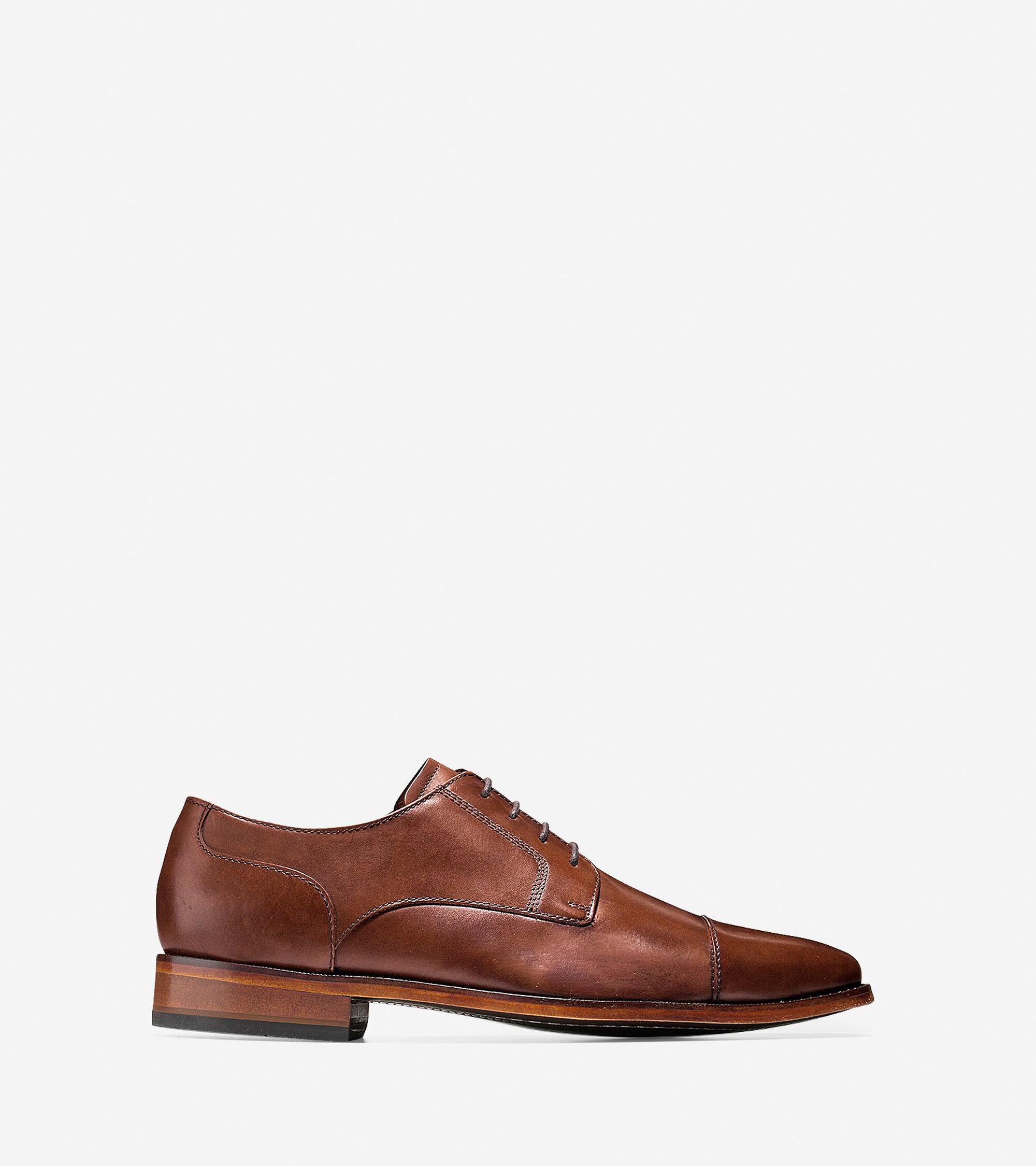 Shoes > Giraldo Cap Toe Oxford