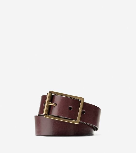 Accessories > 35mm Leather Belt