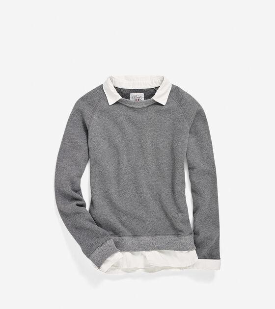 Apparel > Women's Pinch Peekaboo Knit Sweater