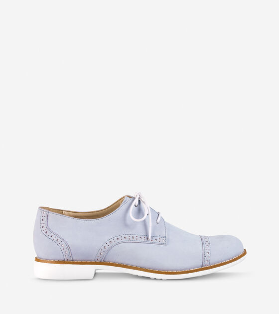 Shoes > Gramercy Cap Toe Oxford