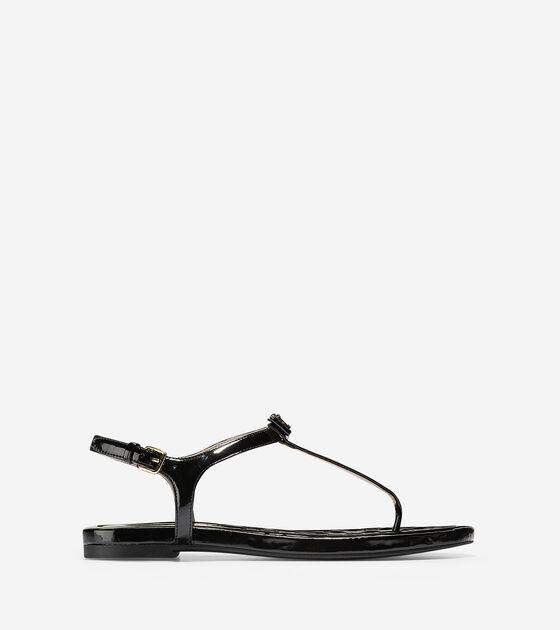Sandals > Tali Mini Bow Sandal