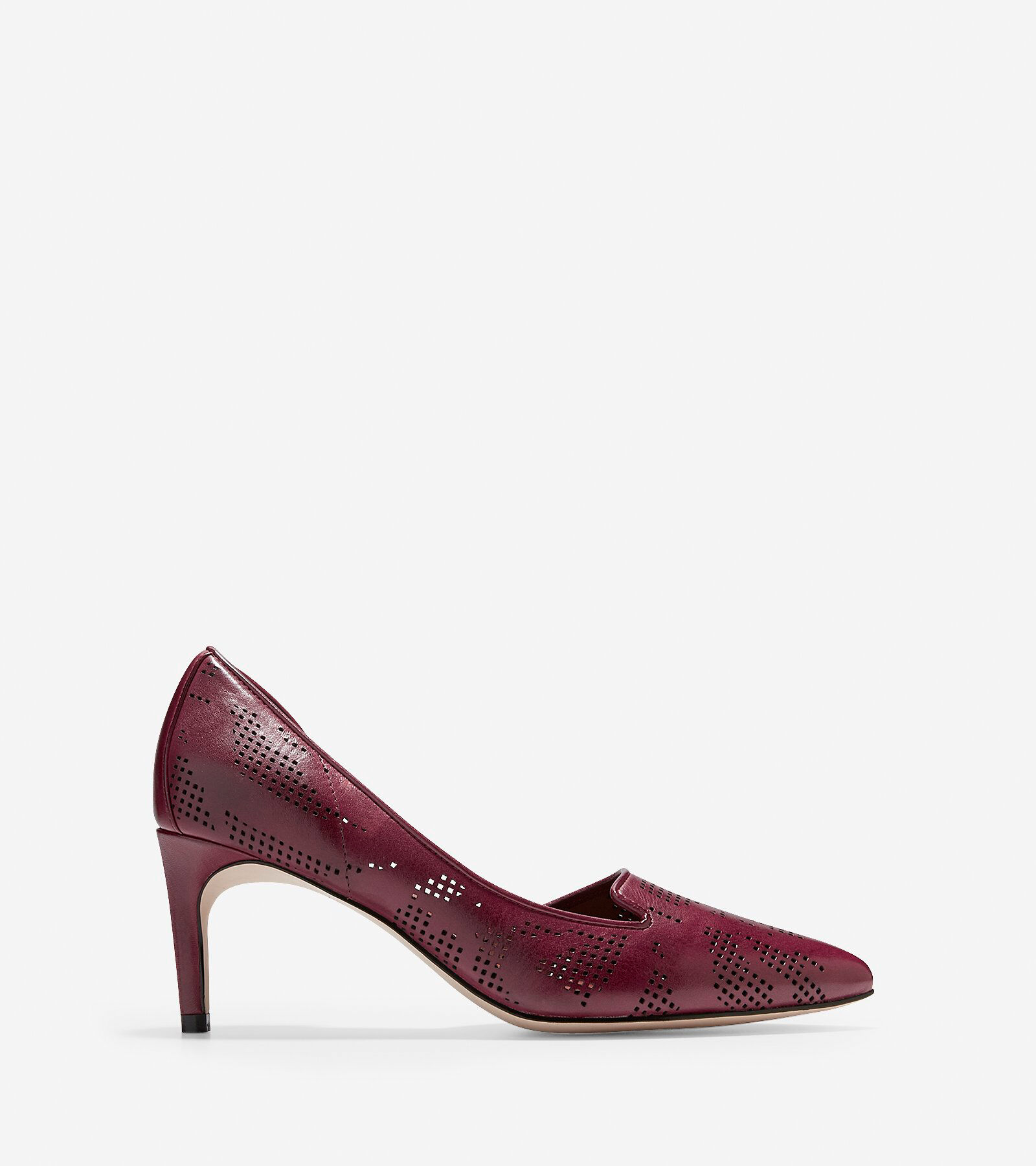 Womens Shoes Cole Haan Neara Pump Zinfandel Perf