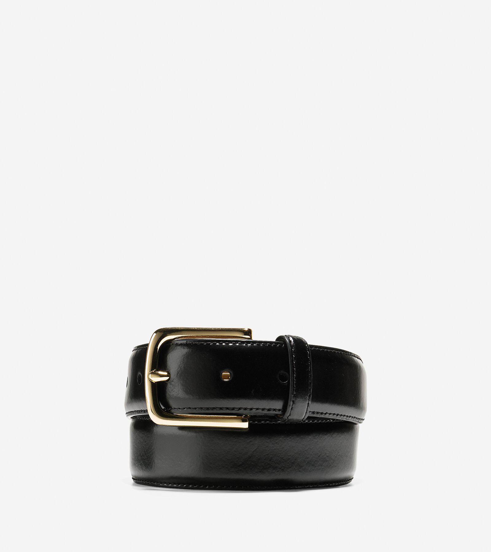 32mm Shine Dress Belt ...