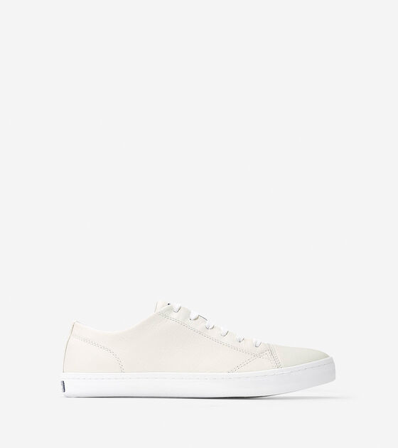 Shoes > Men's Trafton Luxe Cap Toe Sneaker