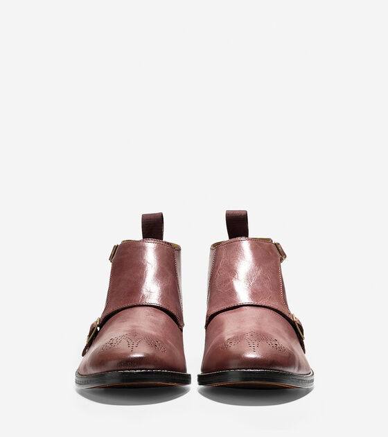 Cambridge Monk Chukka