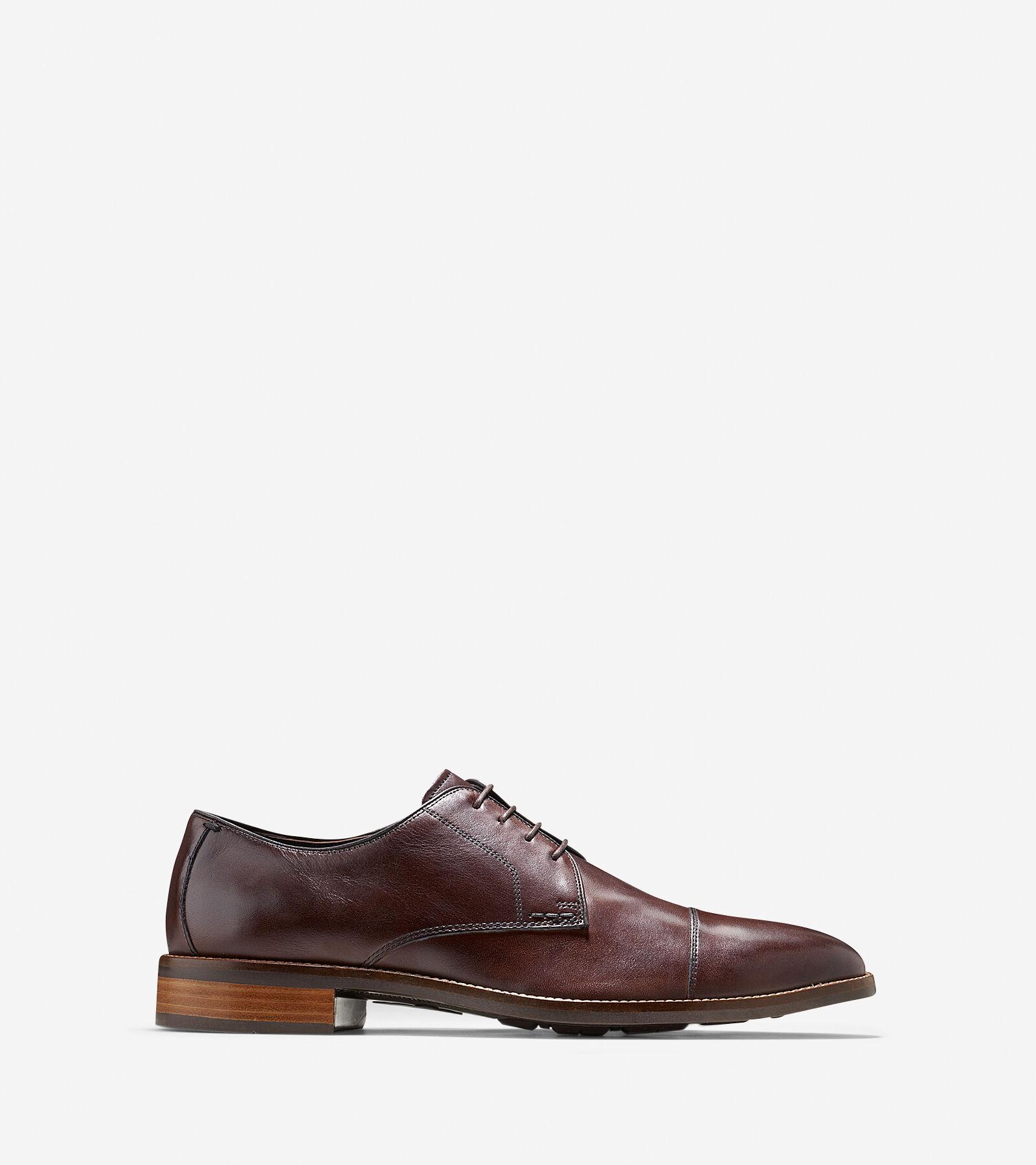 Shoes > Lenox Hill Cap Toe Oxford