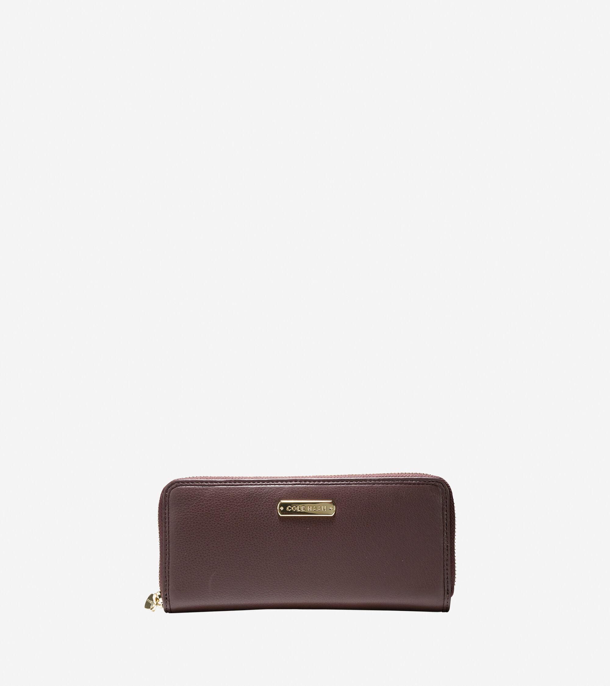 Accessories > Copley Large Zip Continental Wallet