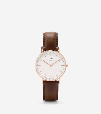 Daniel Wellington - Women's 36mm Bristol Watch