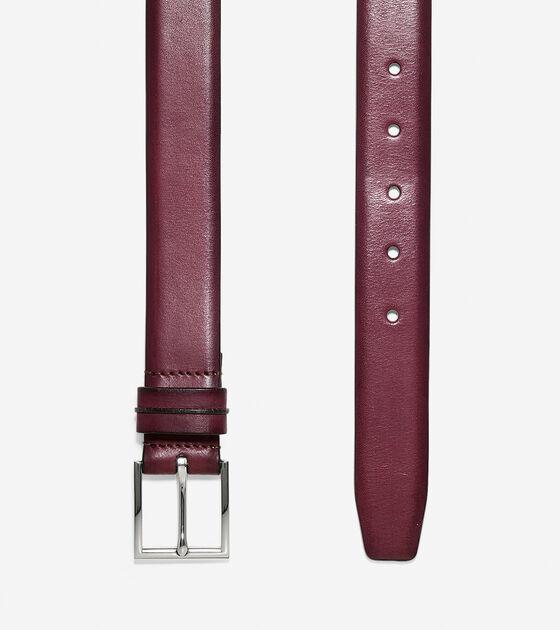 32mm Leather Belt