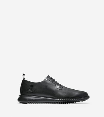 Men's 2.ZERØGRAND Plain Toe Oxford x MASTERMIND WORLD
