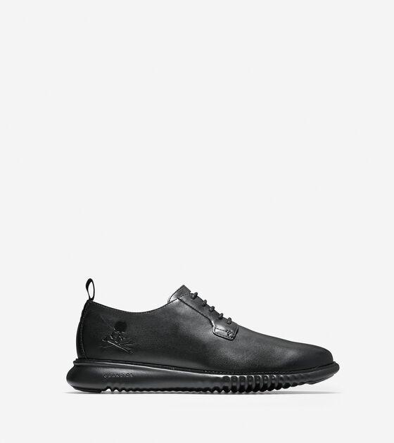 Oxfords > Men's 2.ZERØGRAND Plain Toe Oxford x MASTERMIND WORLD