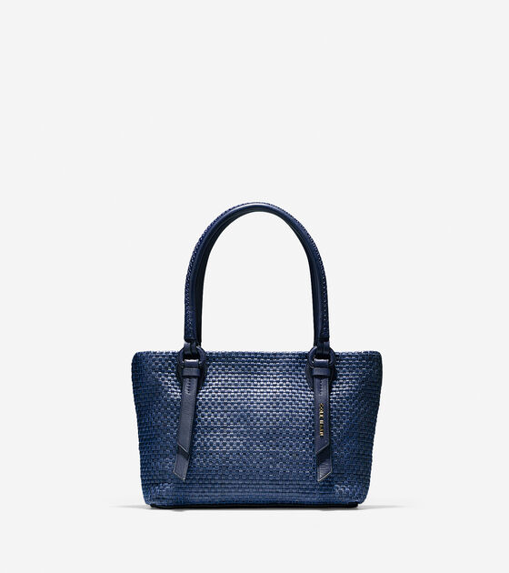 Handbags > Bethany Weave Small Tote