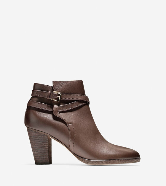 Shoes > Hayes Belt Bootie (75mm)