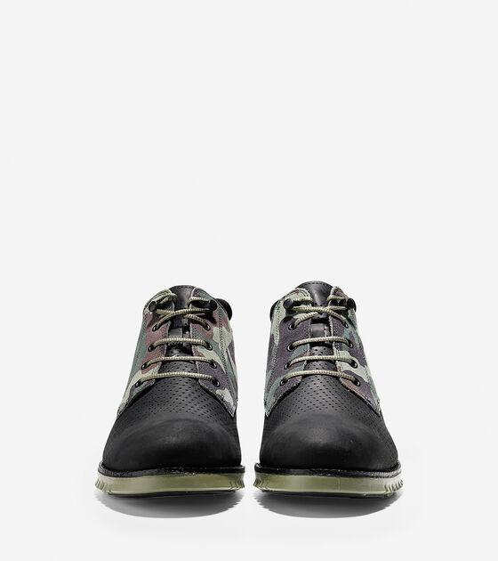 ZERØGRAND Short Boot
