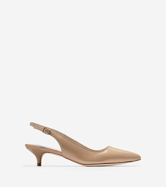Shoes > Bradshaw Sling (40mm) - Pointy Toe