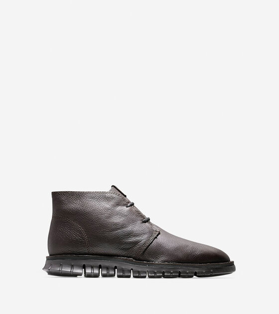 Boots & Chukkas > Men's ZERØGRAND Stitch Out Chukka