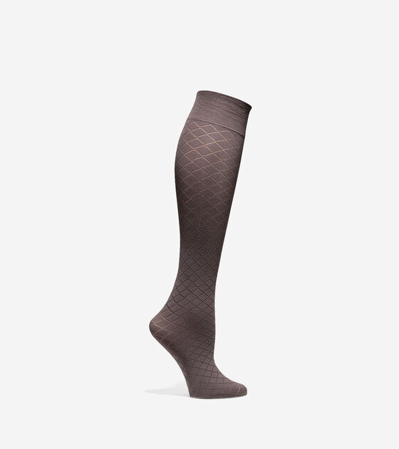 Bags & Outerwear > Textured Knee High Socks - 2 Pack