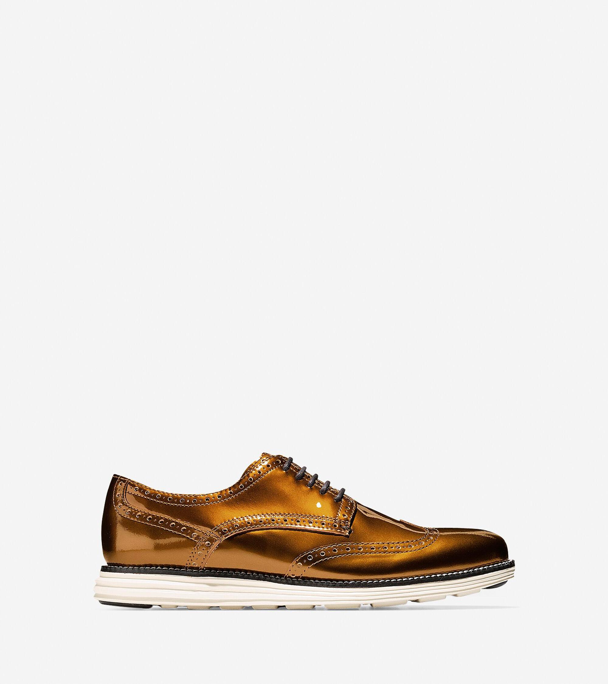 Mens Cole Haan Original Grand Wingtip Oxford Shoes